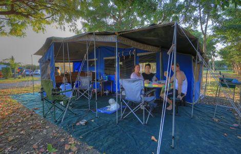 Yeppoon camping sites