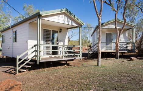 Cloncurry Caravan Park Queensland