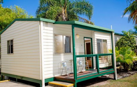 Hervey Bay Caravan Park Queensland