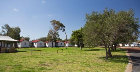 Koombana Bay Caravan Park  Western Australia