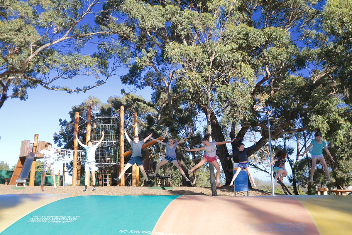 Unpowered Site - Tourist   Robe Caravan Park