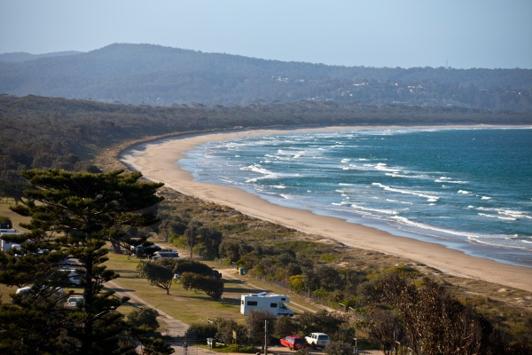 Pambula Beach Caravan Park New South Wales Discovery Parks