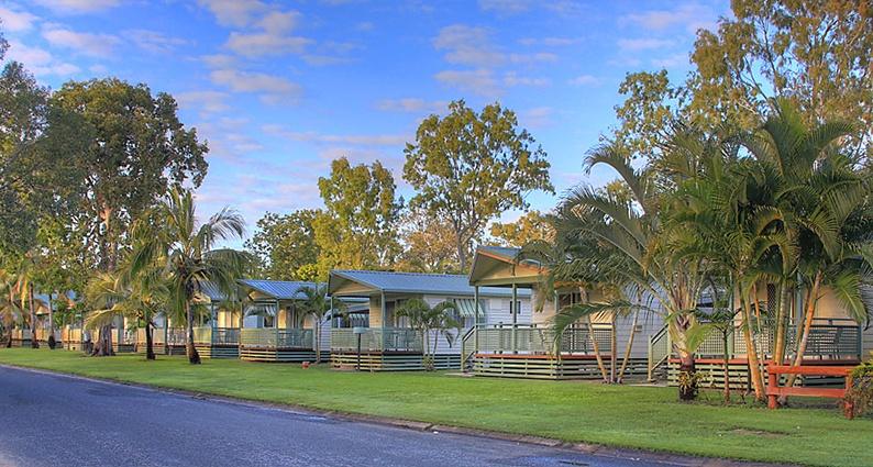 Tannum Sands Caravan Park Queensland Discovery Parks