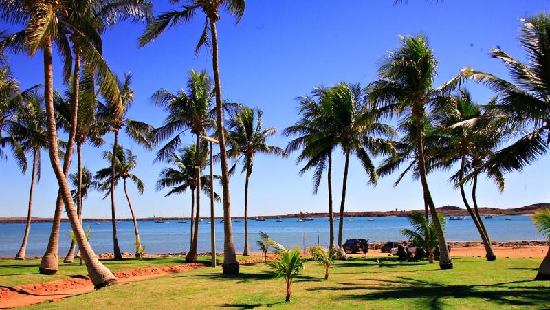 Pilbara Karratha Caravan Park Western Australia