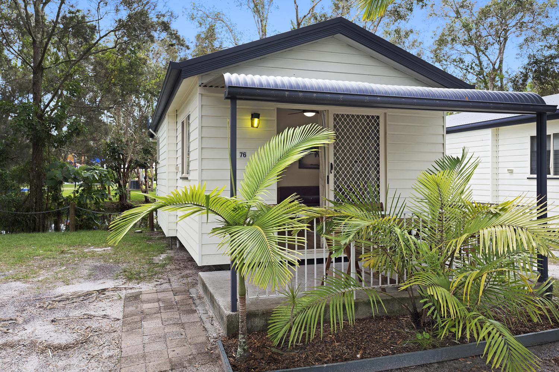 Standard 2 Bedroom Cabin
