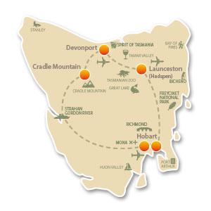 Tas JOD Map
