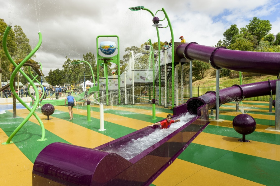 Waterpark Entertainment Guide Barossa
