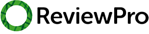 The ReviewPro logo